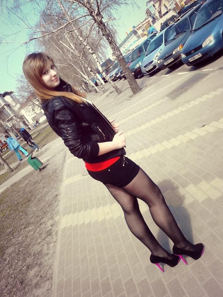 Цикл красивые девушки вконтакте