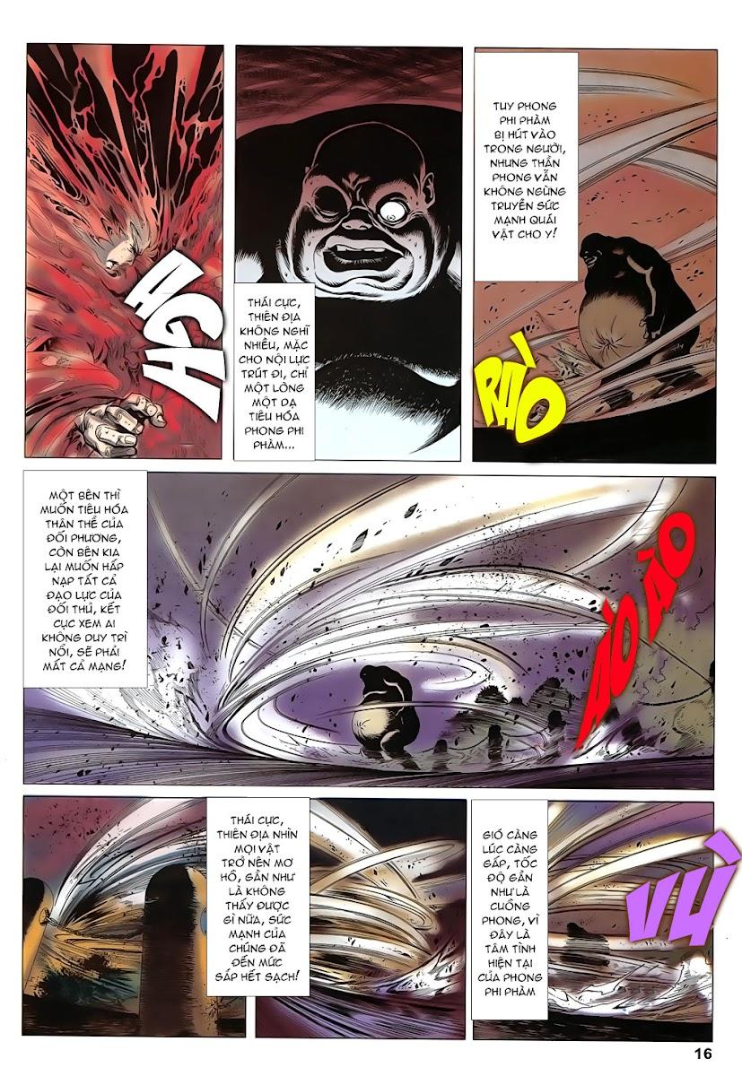 Lục Đạo Thiên Thư chap 11 - Trang 15