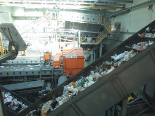 usina de lixo