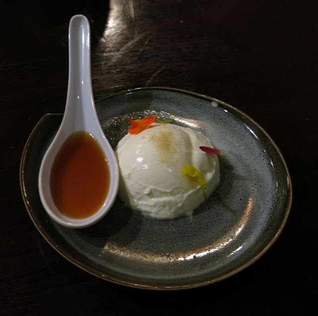 Pavlov's Duck, Fitzroy, Sri Lankan, curd, treacle, dessert