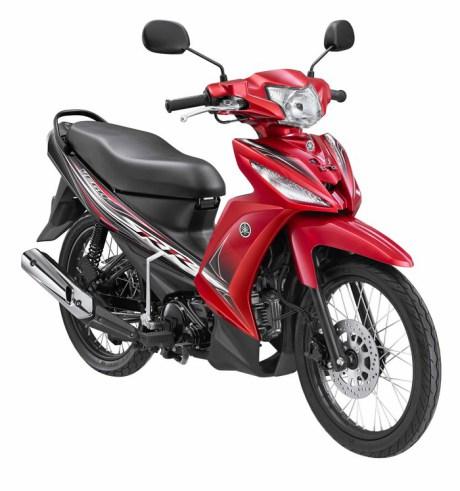 Yamaha Vega RR Merah