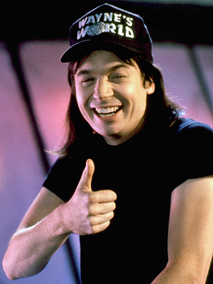 The Top Ten Wayne's World Quotes