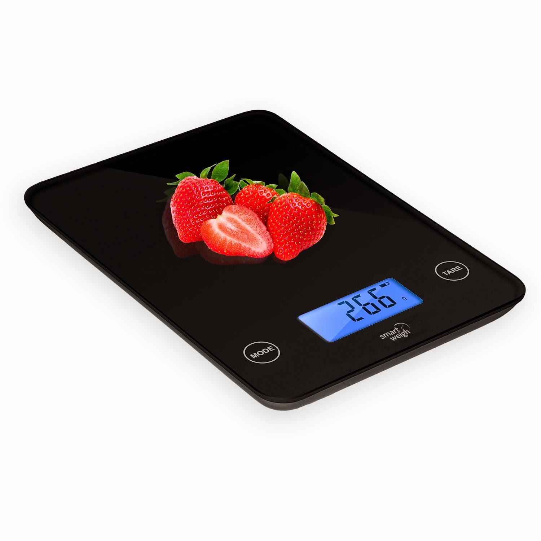 Lisa's Free Stuff: Smart Weigh- Black Digital Food Scale ...