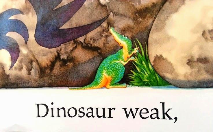 Dinosaur Roar 20th anniversary edition weak