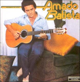 Amado Batista - Pensando em Voc� (1983)