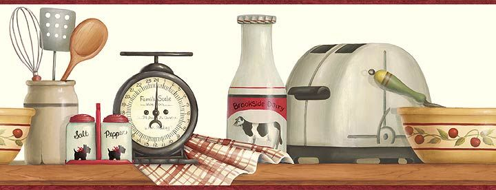 Bordes de cocina para imprimir imagenes y dibujos para for Dibujos para cocina