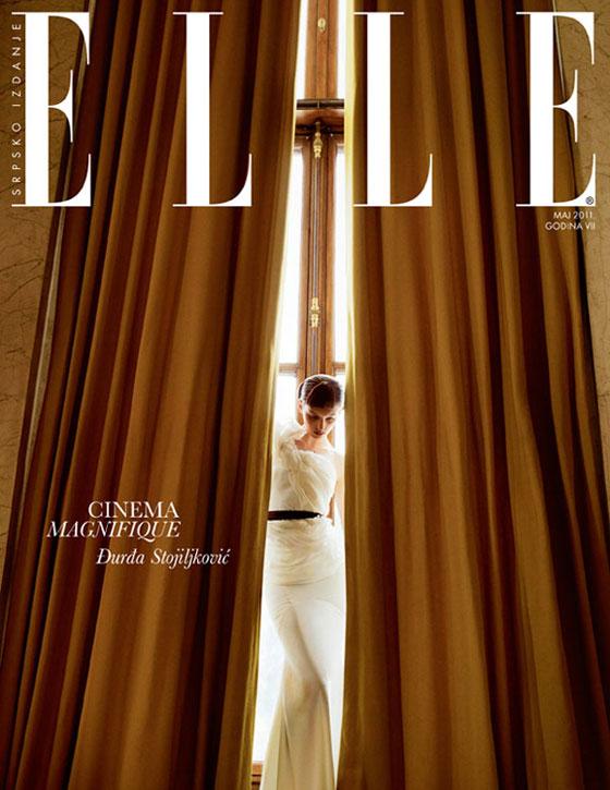 Elle Serbia mayo 2011