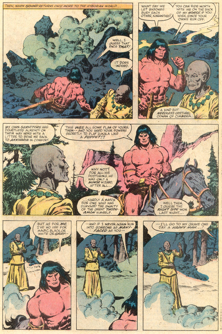 Conan the Barbarian (1970) Issue #115 #127 - English 33