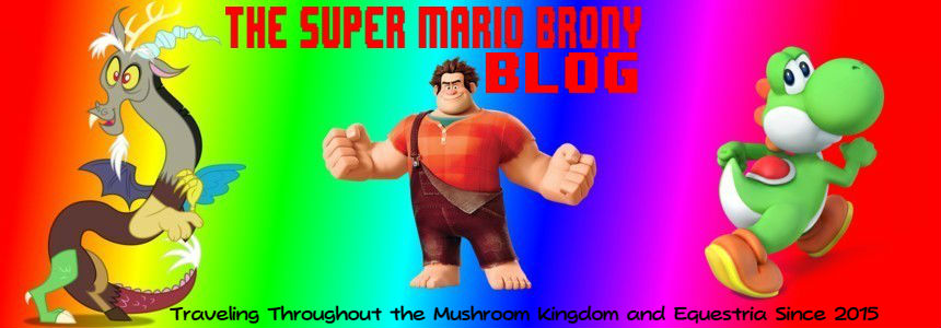 The Super Mario Brony Blog