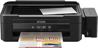 Resetter Epson l210 l300 l110 l350 l355 Download