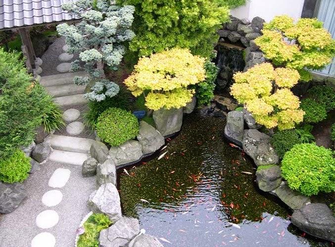 Ide dan Inspirasi Desain Taman Rumah