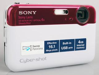 Spesifikasi dan Harga Kamera Sony DSC J10 Terbaru