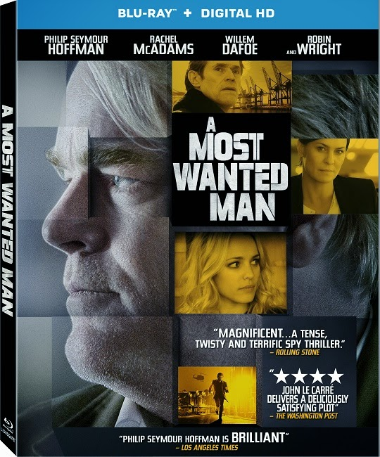A Most Wanted Man 2014 BluRay 350mb 480p ESub