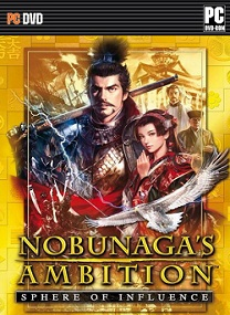 Download Nobunagas Ambition Sphere of Influence for PC Free