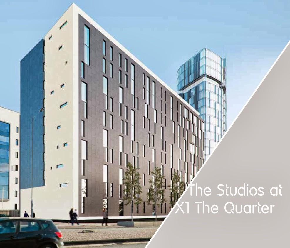 X1 THE STUDIOS 英國學生宿舍投資建案