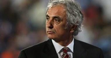البوسنى وحيد خاليلوزيتش يستبعد زماموش من مباراة المنتخب الجزائرى و بلجيكا