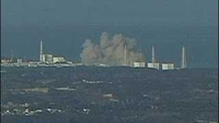 Fukushima reactors 2011