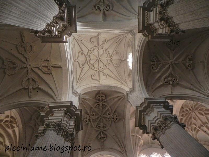 Catedrala din Granada in interior