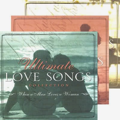 The Ultimate Love Songs Collection 18 CD nhạc MP3 chất lượng cao