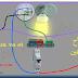 تشغيل مصباح كهربائي من مكانين مختلفين Câblage d'un va et vient