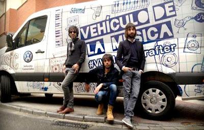 El Vehículo de la Música Sidonie #VWMusicCrafter