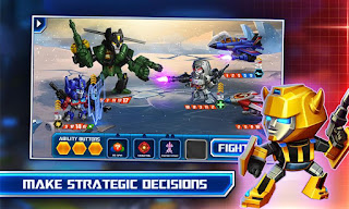 Download TRANSFORMERS: Battle Tactics v1.3.1 Apk