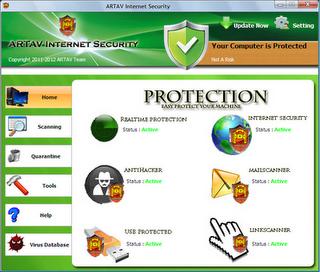 Antivirus Lokal Terbaik buatan indonesia