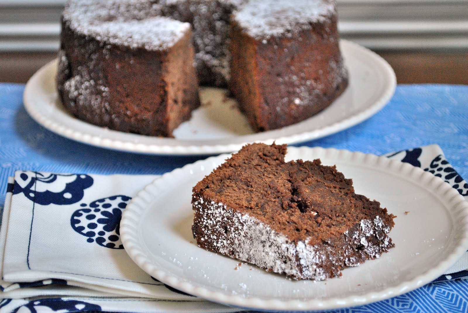 Mexican Chocolate Pound Cake Southern Living November