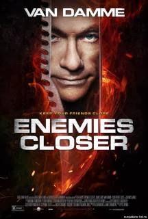 Enemies Closer 2013 poster