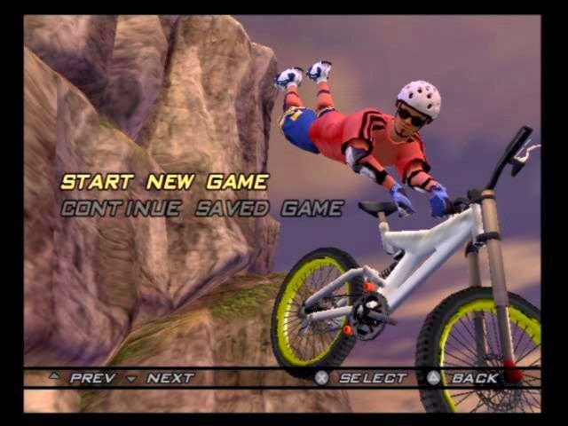 cheat codes for downhill domination for playstation 2