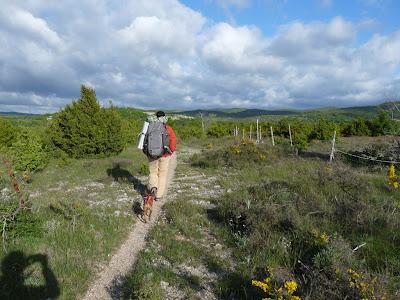 サン・ギエムの道 モンダルディエからブランダへ Montdardier - Blandas