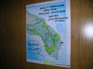 Le mie aree di Xylella ...