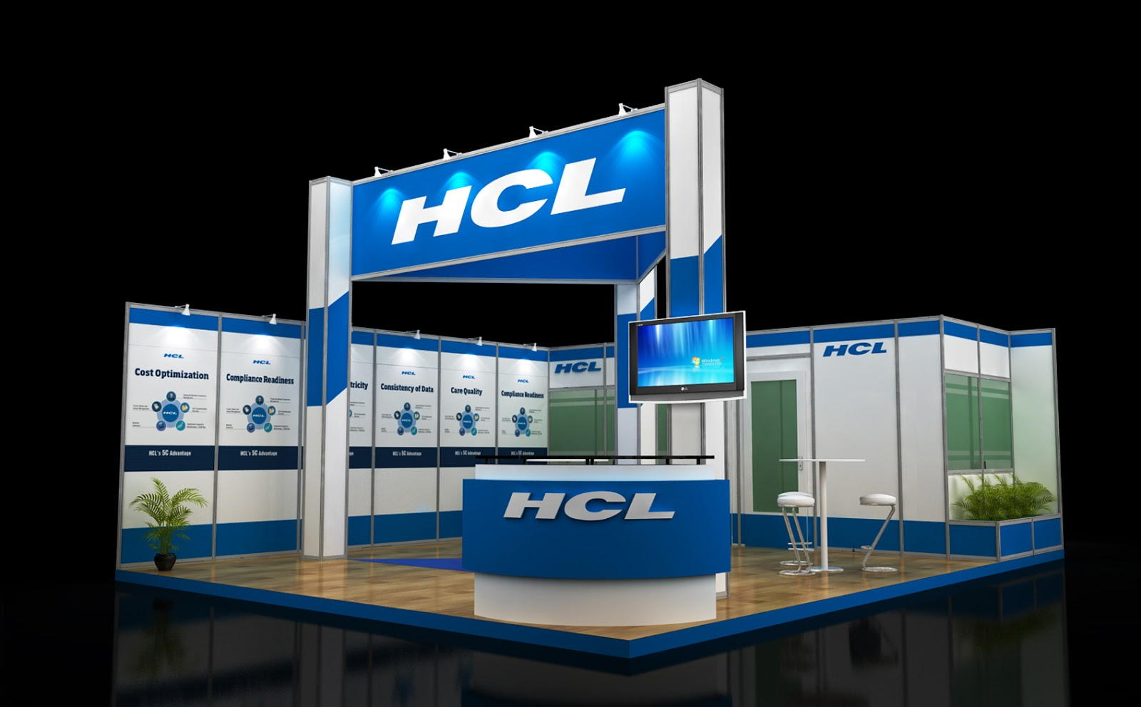 Exhibition Stand Design Germany : System exhibition stand design chetan d designer