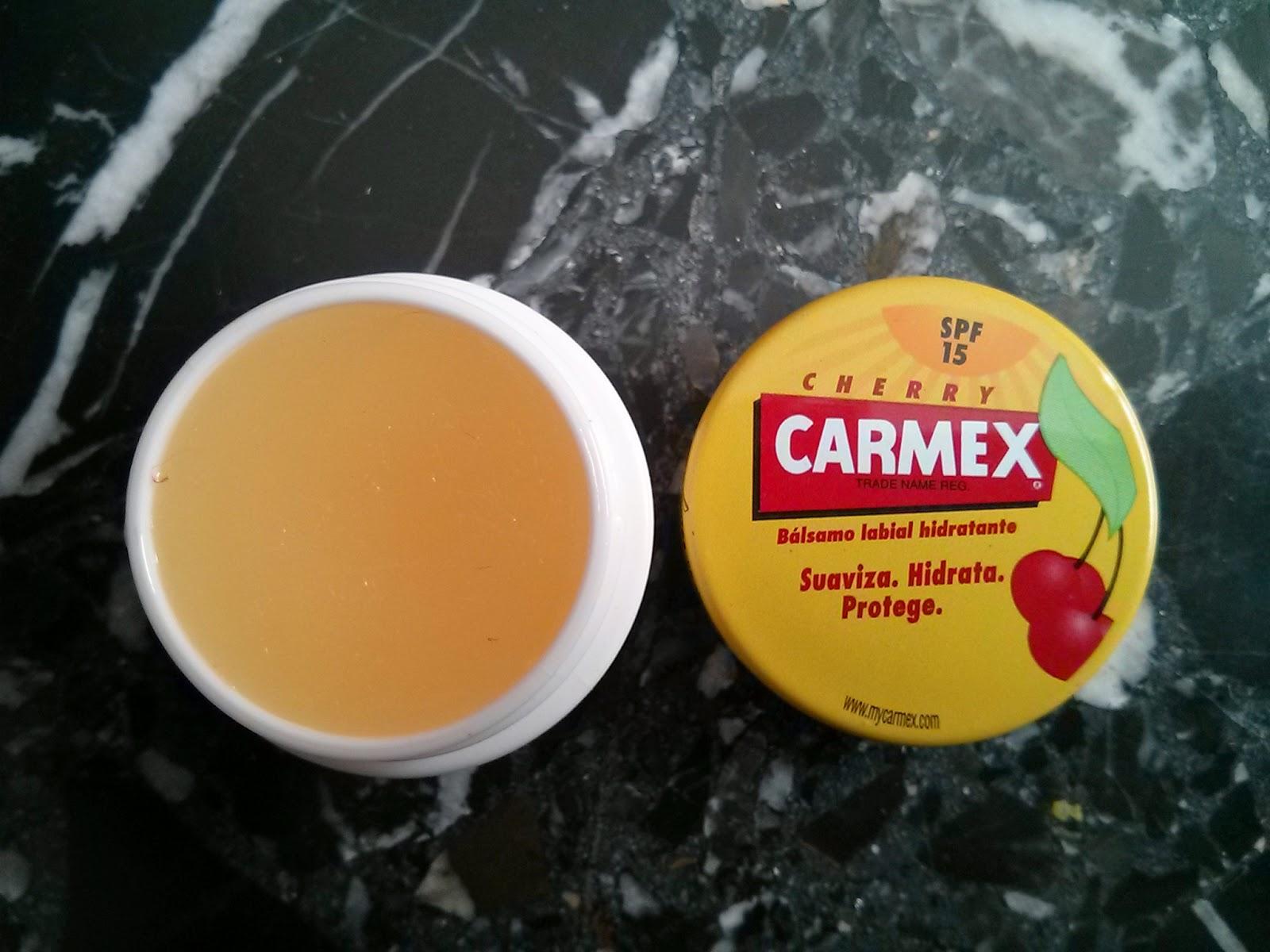 Tarro de cereza carmex
