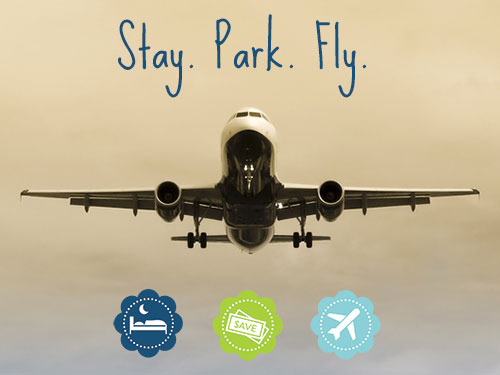SLEEP, PARK AND FLY