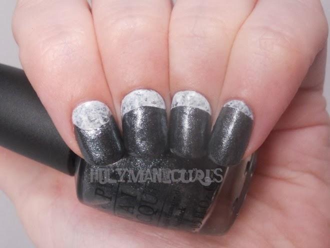 Holy Manicures Moon Phase Nails