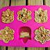 Biscoitinhos para passarinhos - Bird seed feeders