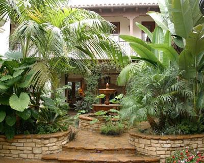 Desain Rumah Gaya Spanyol 2