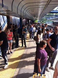 Stazione di Lido Nord - Roma-Lido