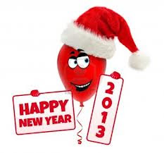 I wish You Happy New Year 2013