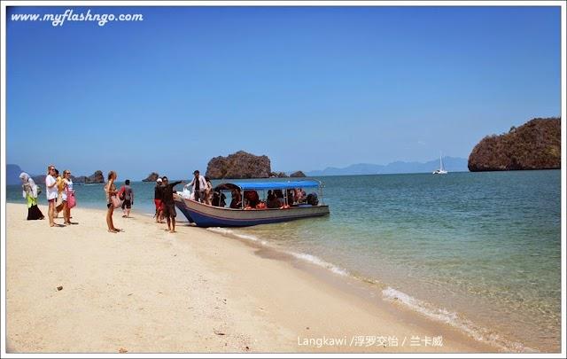 2014 旅游日记   Langkawi 浮罗交怡   海滩与海上养鱼场 (4)