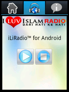 setup9 iLiRadio for Android