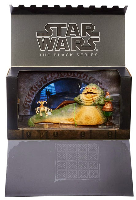 Figura Jabba the Hutt Throne Room
