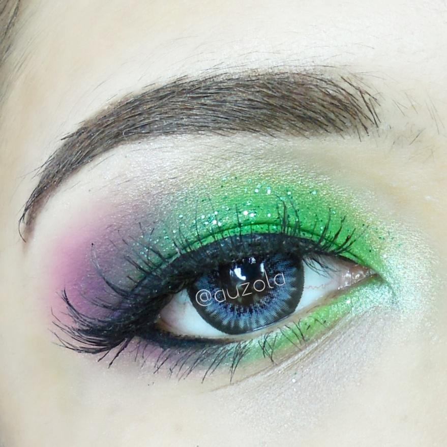 Rainbowdorable by Auzola | Indonesian Beauty Blogger: EOTD: Inside ...
