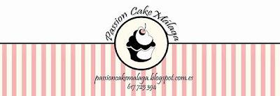 PASSION CAKE MALAGA