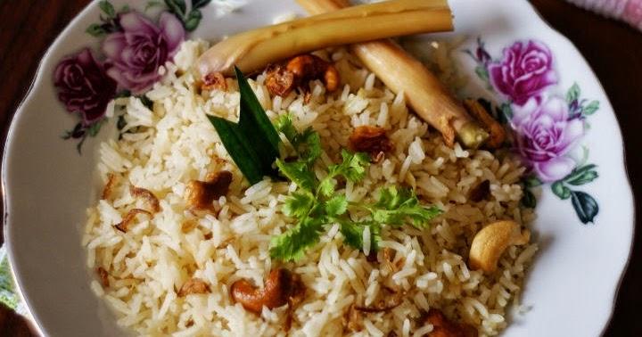 Teratak Mutiara Kasih Resepi Nasi Beringin At Nasi Serai Yang