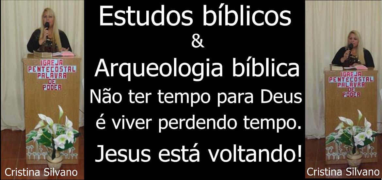 Não ter tempo para Deus é viver perdendo tempo - Arqueologia Bíblica