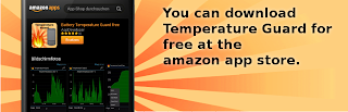 temperature guard amazon app store