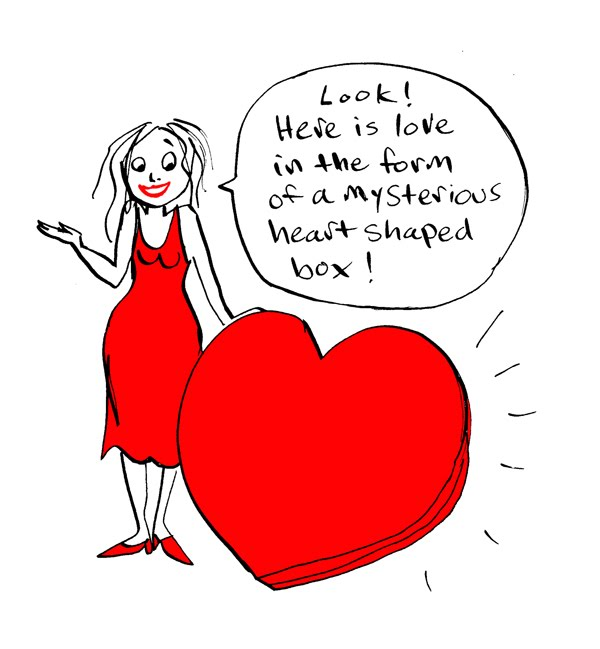 Stephanie Piro S Cartoon Blog Happy Valentine S Day Countdown
