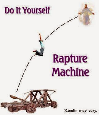 Funny DIY Rapture Machine Joke Picture